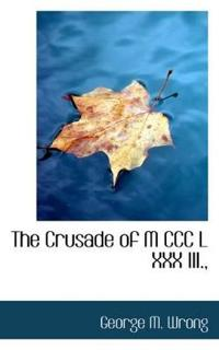 The Crusade of Mccclxxxiii