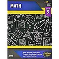 Steck-Vaughn Core Skills Mathematics: Workbook Grade 5