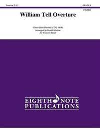 William Tell Overture: Conductor Score & Parts