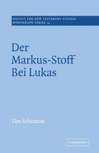 Der Markus-stoff Bei Lukas