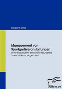 Management Von Sportgroßveranstaltungen