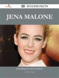 Jena Malone 117 Success Facts - Everything you need to know about Jena Malone