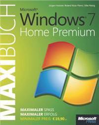 Microsoft Windows 7 Home Premium - Das Maxibuch