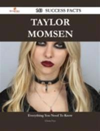 Taylor Momsen 143 Success Facts - Everything you need to know about Taylor Momsen