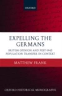 Expelling the Germans