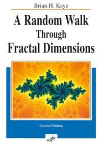 Random Walk Through Fractal Dimensions