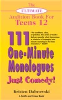 Ultimate Audition Book for Teens Volume 12