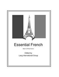 Essential French - Black & White Edition