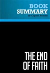 Summary: The End of Faith