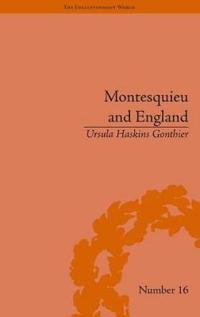 Montesquieu and England