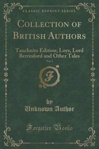 Loÿs, Lord Berresford
