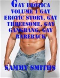 Gay Erotica Volume 1 Gay Erotic Story, Gay Threesome, Gay Gangbang, Gay Bareback