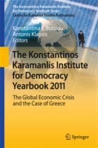 Konstantinos Karamanlis Institute for Democracy Yearbook 2011