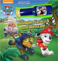 Paw Patrol: Jungle Search and Rescue: Storybook with Spyscope Viewer