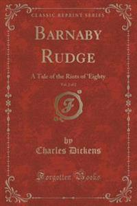 Barnaby Rudge, Vol. 2 of 2