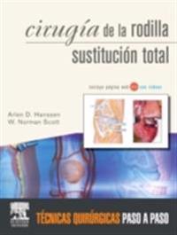 Cirugia la rodilla. Sustitucion total + Web
