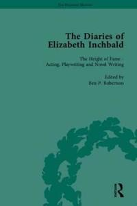 The Diaries of Elizabeth Inchbald