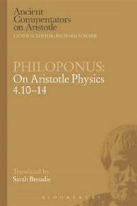 Philoponus: On Aristotle Physics 4.10-14