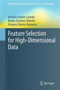 Feature Selection for High-dimensional Data