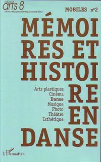 Memoires et histoire de la danse - mobiles n(deg) 2