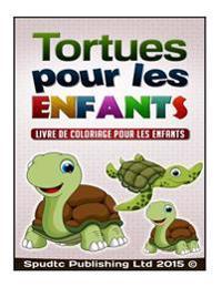 Tortues Pour Les Enfants: Livre de Coloriage Pour Les Enfants