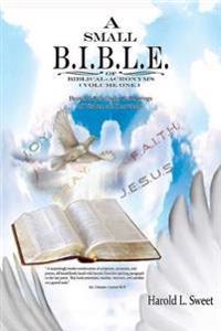 A Small B.I.B.L.E. of Biblical Acronyms