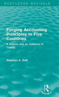 Forging Accounting Principles in Five Countries