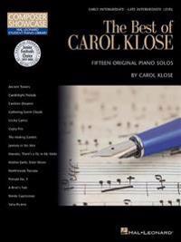 The Best of Carol Klose: Hal Leonard Student Piano Library Composer Showcase Intermediate/Late Intermediate Level