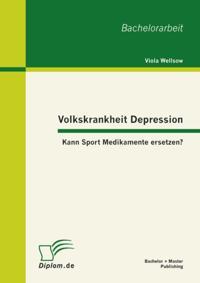 Volkskrankheit Depression: Kann Sport Medikamente ersetzen?