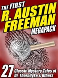 First R. Austin Freeman MEGAPACK (R)