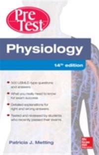 Physiology PreTest Self-Assessment and Review 14/E