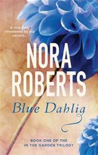Blue dahlia - number 1 in series