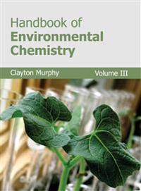 Handbook of Environmental Chemistry