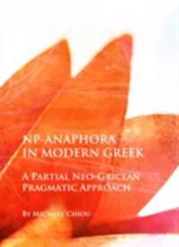 NP-Anaphora in Modern Greek