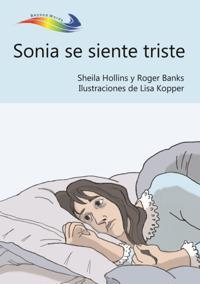Sonia se seinte triste