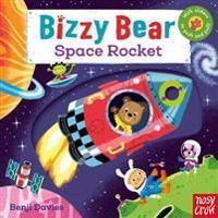 Bizzy Bear  Space Rocket -  - böcker (9780857632982)     Bokhandel