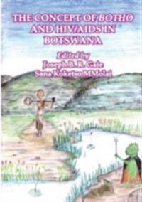 Concept of Botho and HIV/AIDS in Botswana