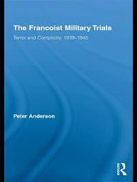 Francoist Military Trials