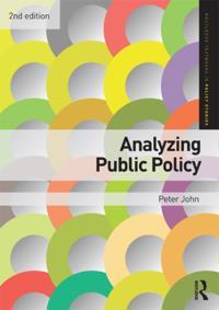 Analyzing Public Policy