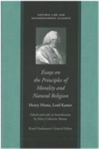 Essays on Principles of Morality and Natural Religion