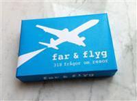 Far & flyg - resespel med 318 frågor