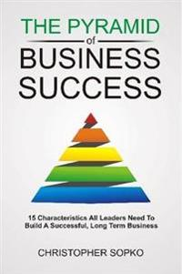 The Pyramid of Business Success