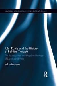 John Rawls and the History of Political Thought