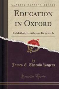 Education in Oxford