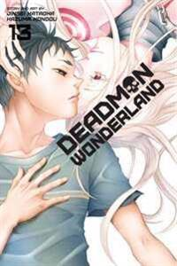Deadman Wonderland vol. 13