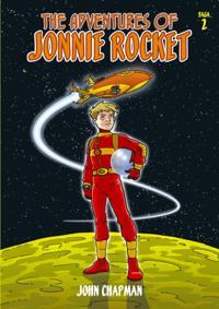 Adventures of Jonnie Rocket - Saga 2