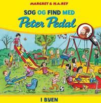 Søg og find med Peter Pedal i byen