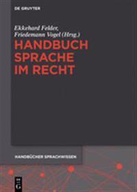 Handbuch Sprache Im Recht