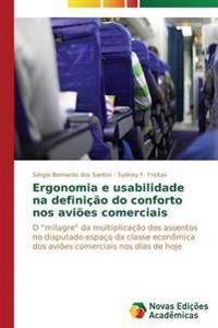 Ergonomia E Usabilidade Na Definicao Do Conforto Nos Avioes Comerciais