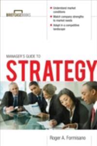 Manager's Guide to Strategy